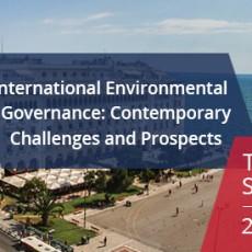 The 2016 Thessaloniki Summer Course